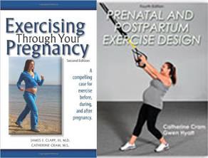 Exercising through your pregnacy