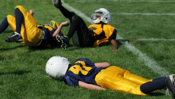 sports nutriton can help with concussions