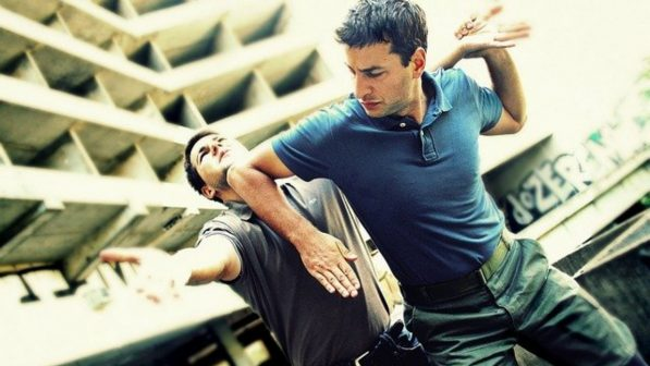 being aware of surroundings is important to self defense training