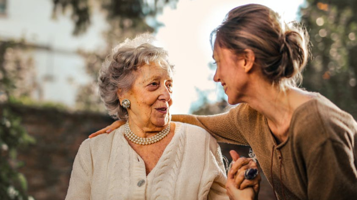 aging and multi-generational families