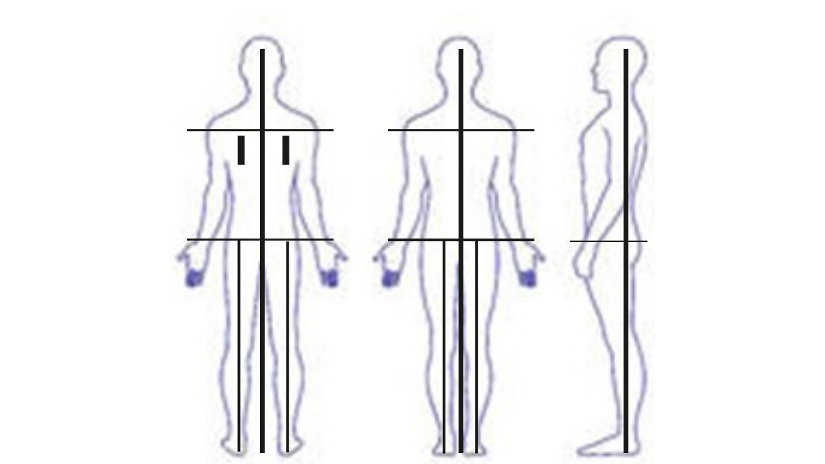 Postural analysis test protocal to determine muscle imbalances before corrective exercise for cancer survivors
